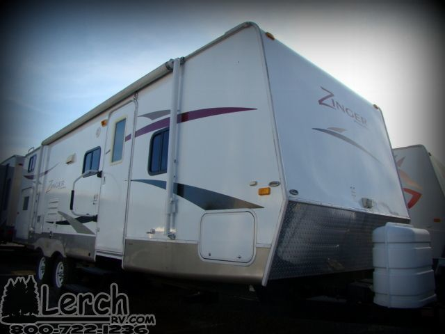 2010 Crossroads Zinger Zt 26bh Travel Trailer For Sale