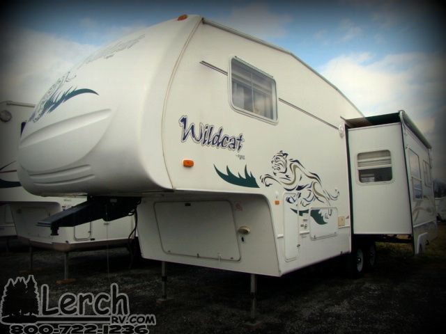 2004 Forest River Wildcat 29rl Used Fifth Wheel For Sale