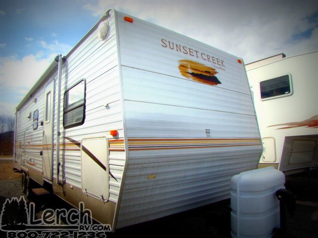 sunnybrook travel trailer owners manual