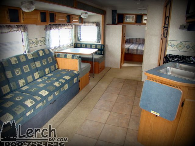 Used 2004 Fleetwood Terry Dakota 830y Light Weight Camper