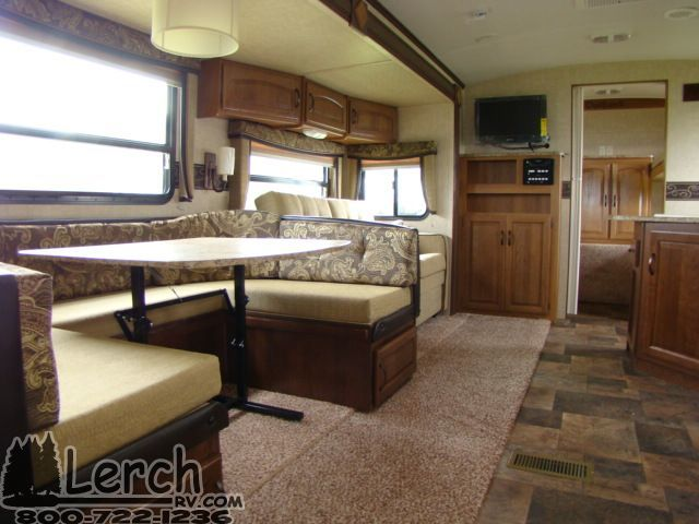New 2013 Outback 301bq Quad Bunk Travel Trailer For Sale
