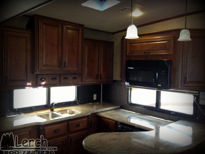 2014 Open Range 388rks New Rear Kitchen Fifth Wheel Camper