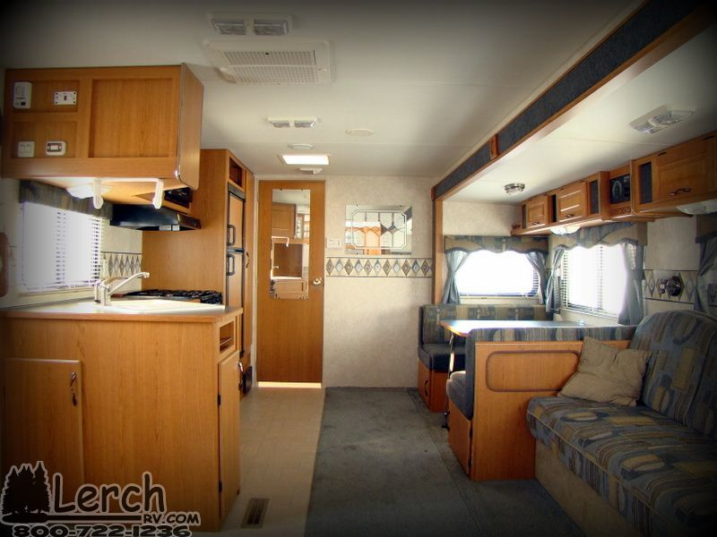 2004 Fleetwood Terry 27fqs For Sale Light Weight Camper