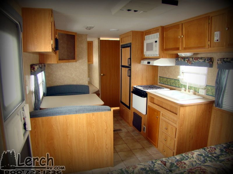Used 2005 Crossroads Zinger 28bh Travel Trailer Rv For