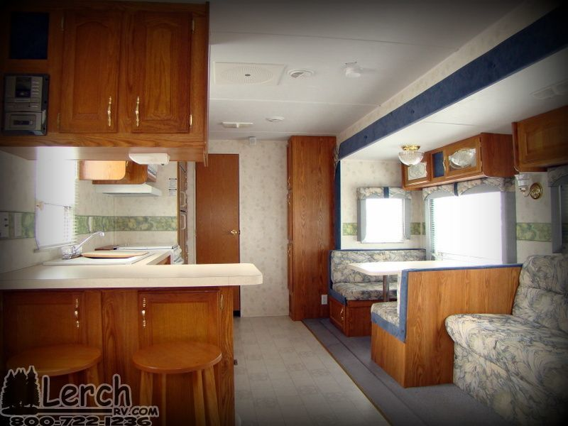 Used 2003 Forest River Rv Cherokee 27q Travel Trailer