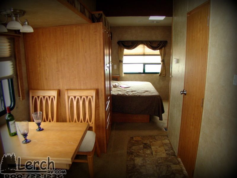 Front Living Room Used 2011 Forest River Wildcat 343flr