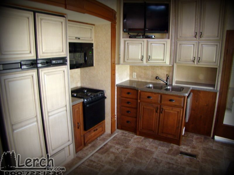 Used 2011 Open Range 413rll Fifth Wheel Rv For Sale Bunk