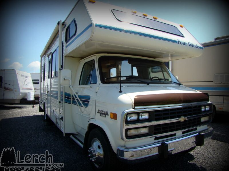 Used 1992 four winds m25b class c motor home rv coach for for Buy used motor home