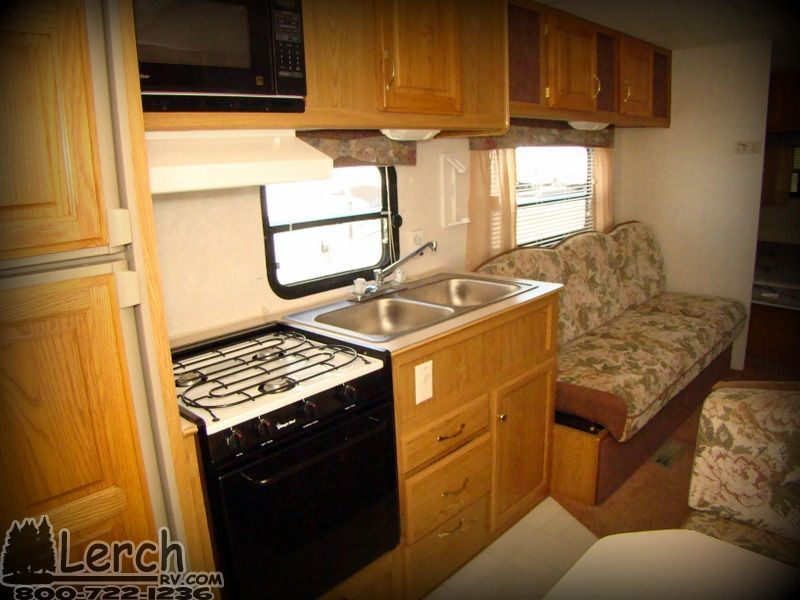 Used 1998 Fleetwood Prowler 29bhse Travel Trailer Rv For