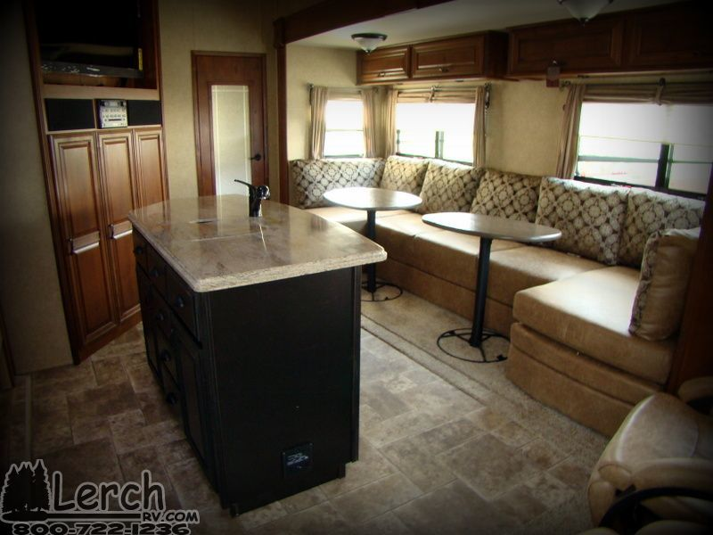 New 2014 Open Range 427bhs Fifth Wheel Rv Bath And A Half