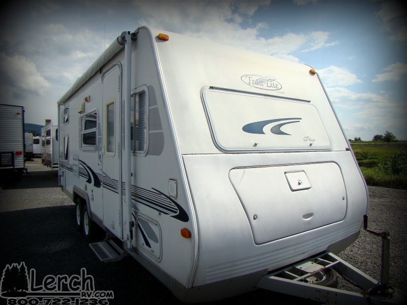 Used 2002 R Vision Trail Lite 7233s Ultra Lite Travel
