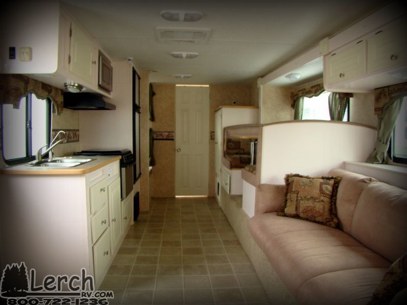 Used 2004 Dutchmen Adirondack 30bhsl Ultra Lite Bunk Model