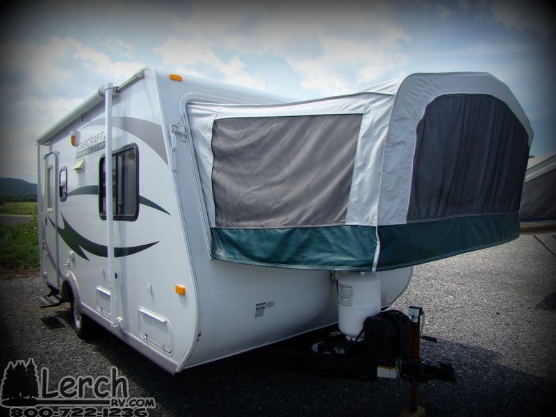 Used Ultra Lite 2010 Starcraft Sport 176rb Hybrid Rv
