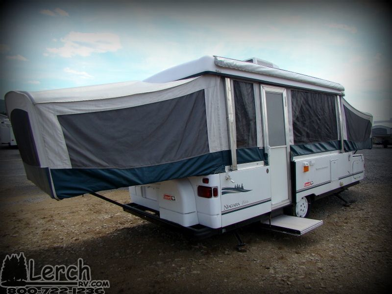 full 15 2961 8695_used_2001_coleman_niagara_elite_pop_up_camper_rv_04 used 2001 coleman niagara elite pop up camper folding tent trailer wiring diagram coleman tent trailer at fashall.co