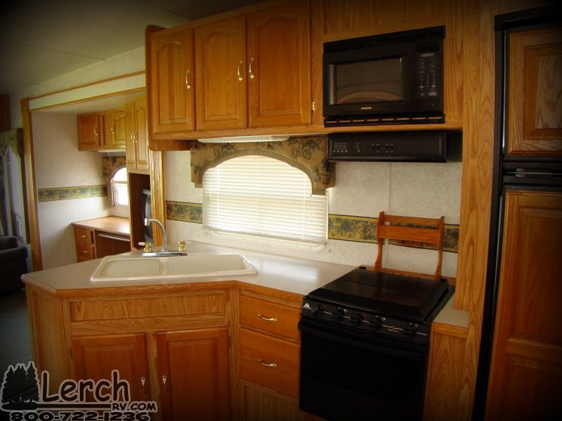 Used 2002 Dutchmen Signature 33rl Fifth Wheel Rv For Sale