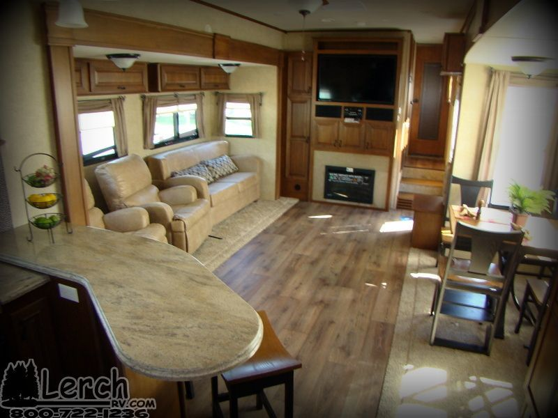 2014 Open Range 388RKS rear kitchen four season fifth wheel RV Lerch RV RV  Buying Made. 2 Bedroom 5th Wheel Campers