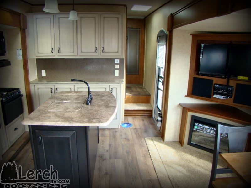 2014 Open Range Light Lf318rls Fifth Wheel Rv Camper