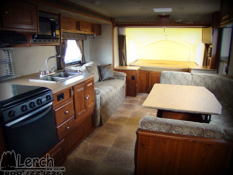 2012 Forest River Rockwood Roo 23ss Hybrid Light Weight