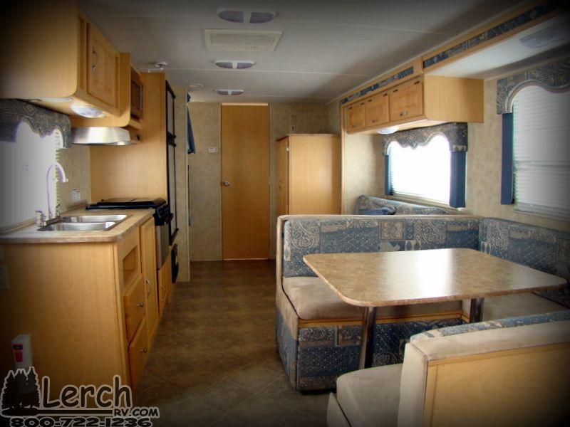 Used 2006 Thor Dutchmen Aerolite 30bhsl Travel Trailer Rv