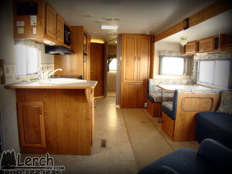 2006 Fleetwood Wilderness 3102bds Travel Trailer Rv Used