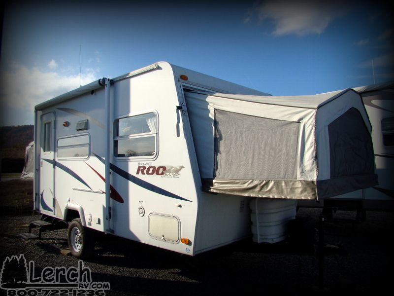 2007 Forest River Rockwood Roo 17 M 17 Single Axle Ultra