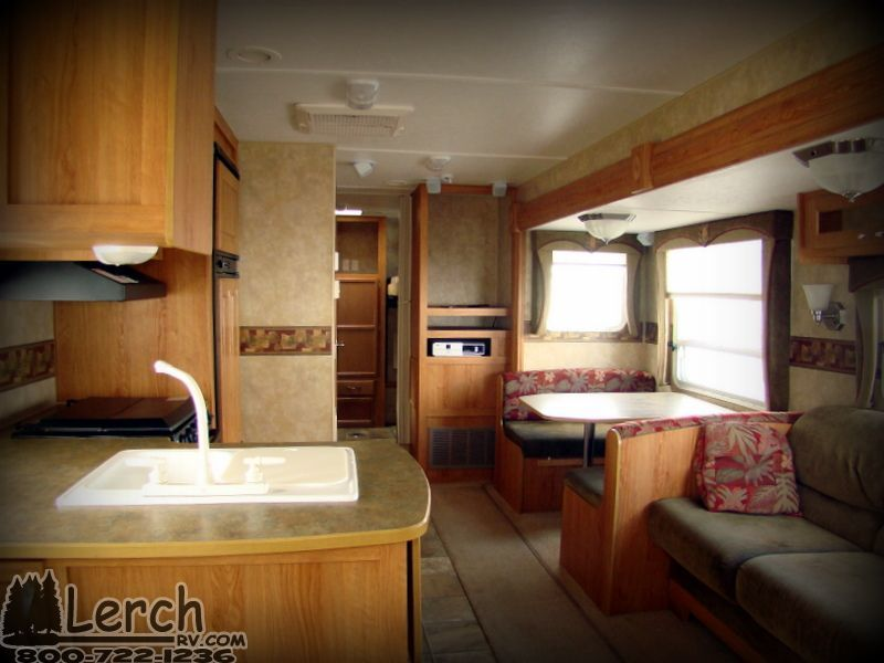 2007 Jayco Jay Flight 31bhs Quad Bunk Travel Trailer For
