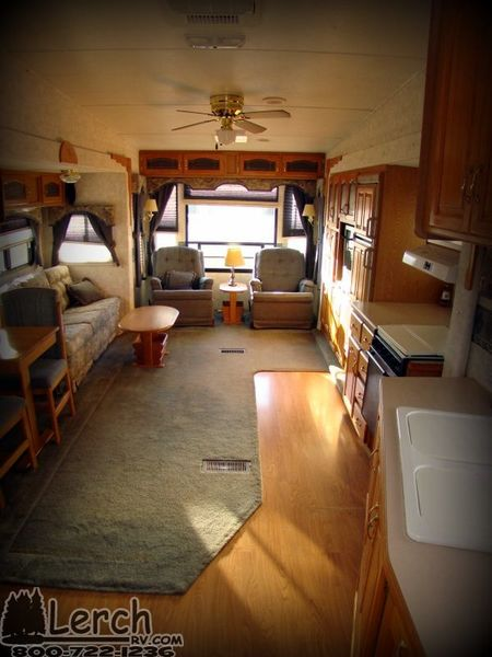 2002 Keystone Montana 3670rl Fifth Wheel Rv For Sale Used