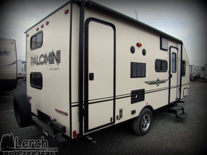 Single Axle Rv : Palomini bhs light weight travel trailer weighs