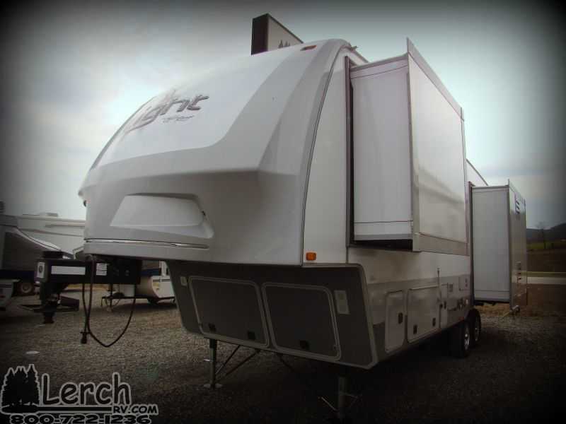 2013 Open Range Light Lf297rls Fifth Wheel Rv Camper For