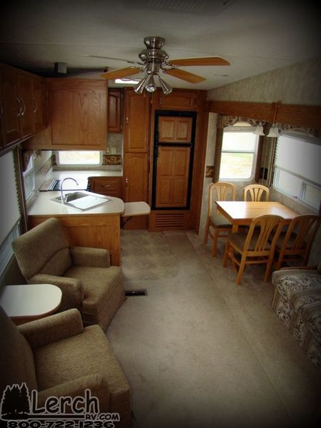 2007 Keystone Sprinter Copper Canyon 293fwsls 5th Wheel