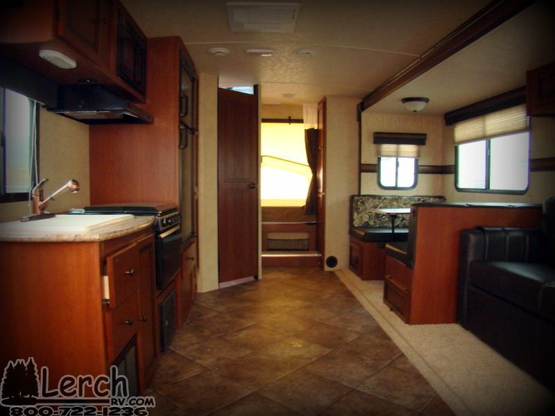 Expandable Travel Trailers >> 2015 Forest River Palomino SolAire 190X expandable ultra lite RV | Lerch RV Sales and Service ...