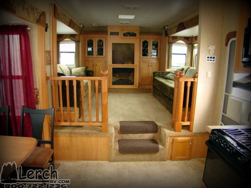 2005 Royal Villa F36fl Fifth Wheel Rv King Of The Road