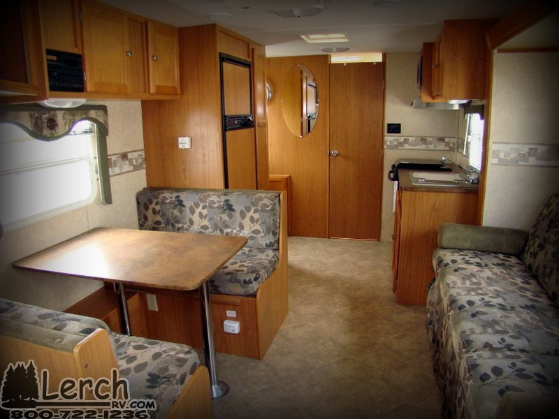 2008 Trail Sport Ts 25s Ultra Lite Travel Trailer Rv For