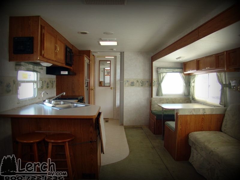 2001 Fleetwood Prowler 31g Travel Trailer Rv Camper For