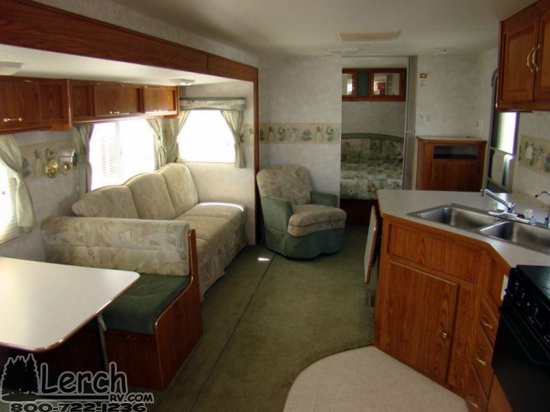 Fleetwood Prowler Rv Floor Plans