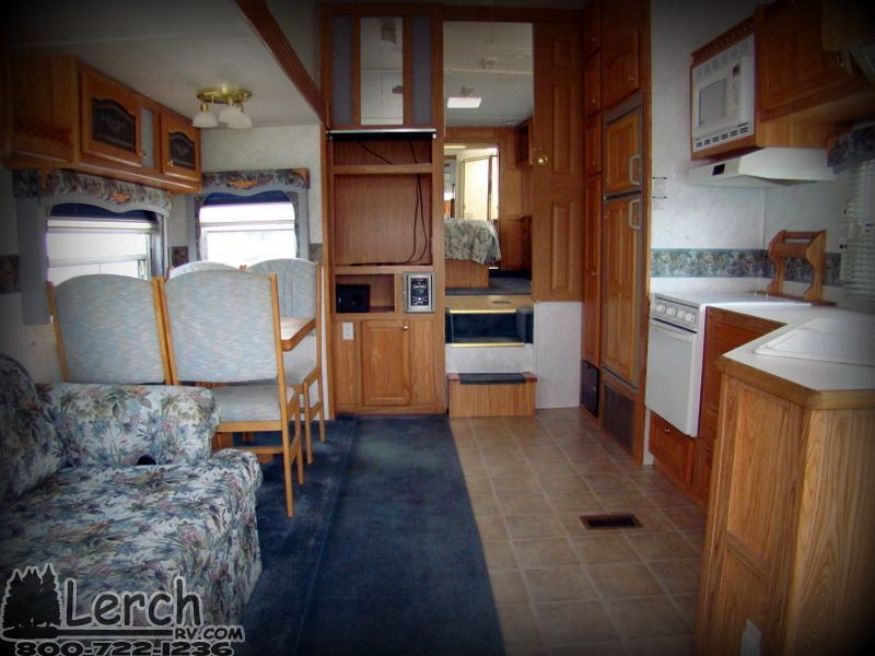 2004 Cedar Creek 30rlbs Used Fifth Wheel Forest River Rv