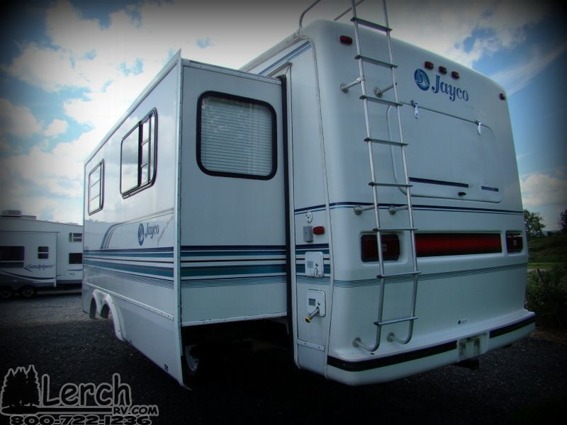 Used Fifth Wheel 1996 Jayco Designer Rk3030 Fifth Wheel