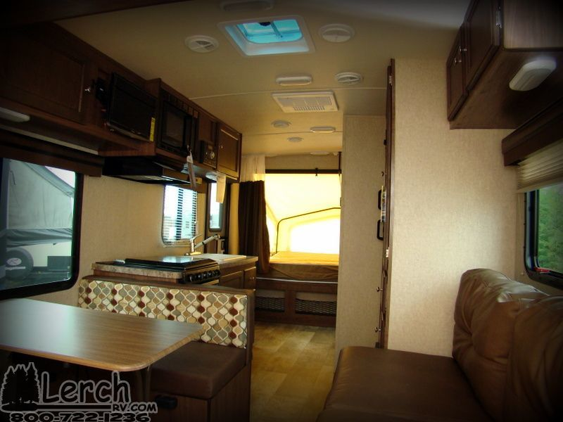 New 2015 Solaire 163x Expandable Hybrid Travel Trailer