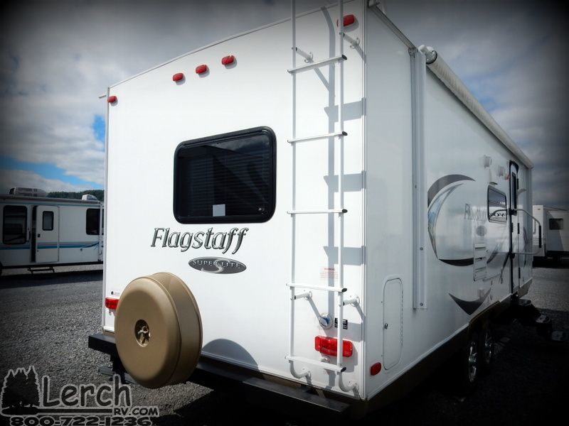 2012 Forest River Flagstaff Super Lite 25bhss Used Ultra