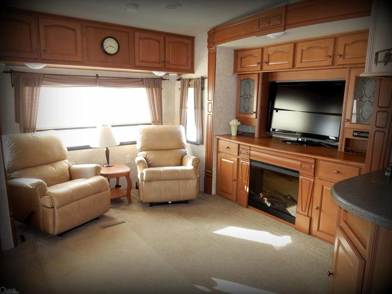 2010 Open Range 385rls 5th Wheel Rv For Sale Four Season