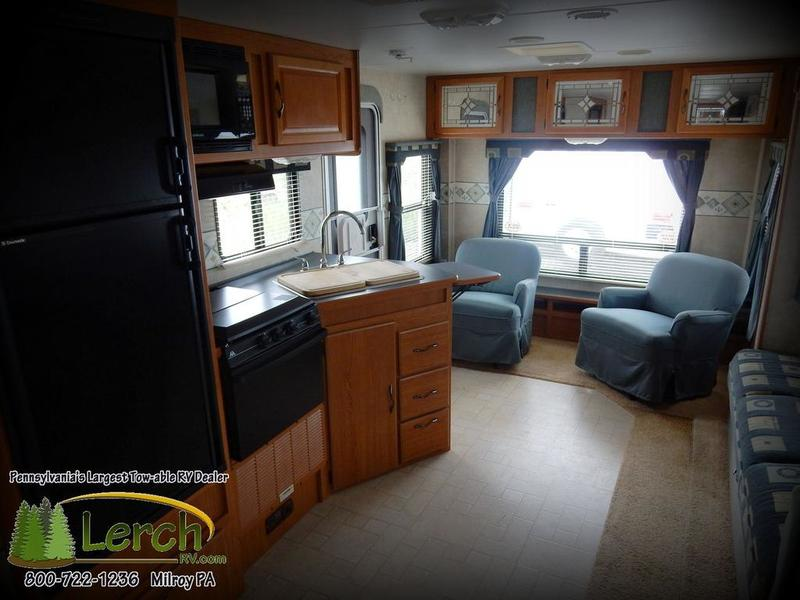 2004 Terry Dakota 830Y used tow behind camper for sale Pennsylvania RV sale  | Lerch RV - RV Buying Made Easy | ATVingPA.com