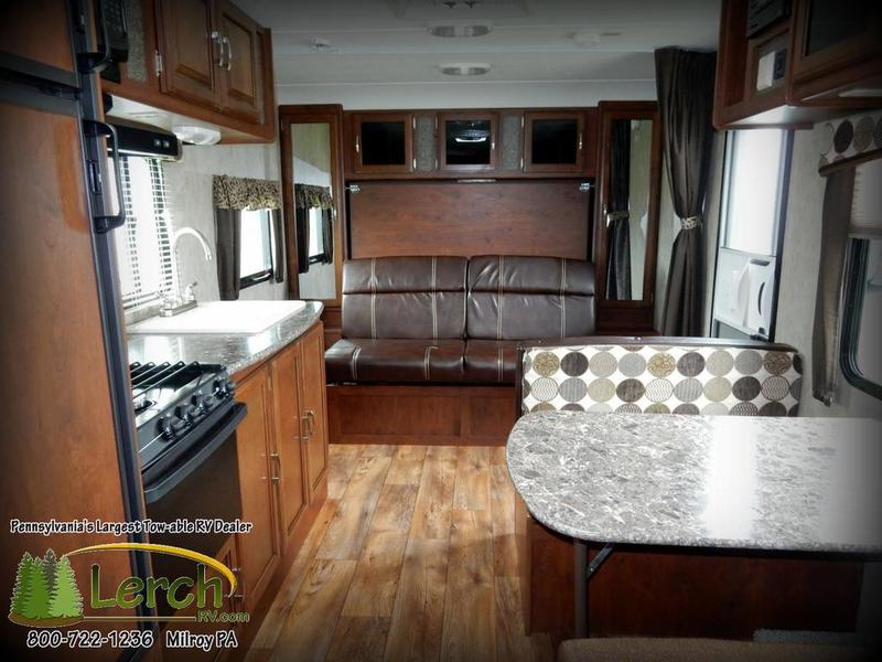 2016 passport 238ml ultra lite travel trailer rv-weighs 3,860