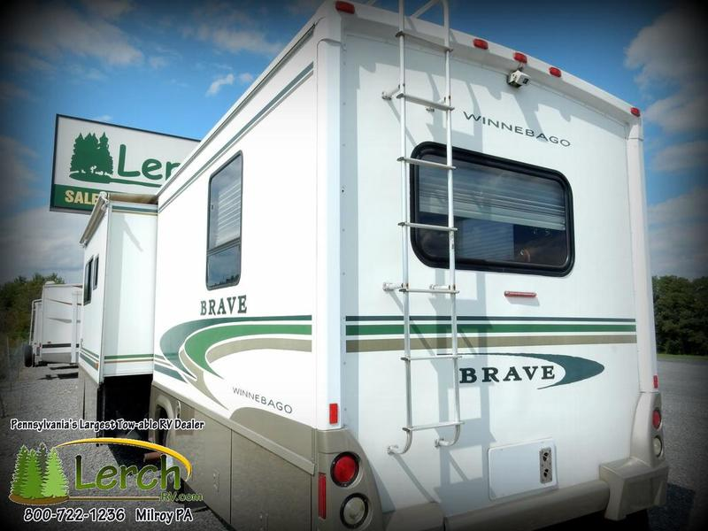 2002 Winnebago Brave 30W Class A Motor Home for sale-used RV sales