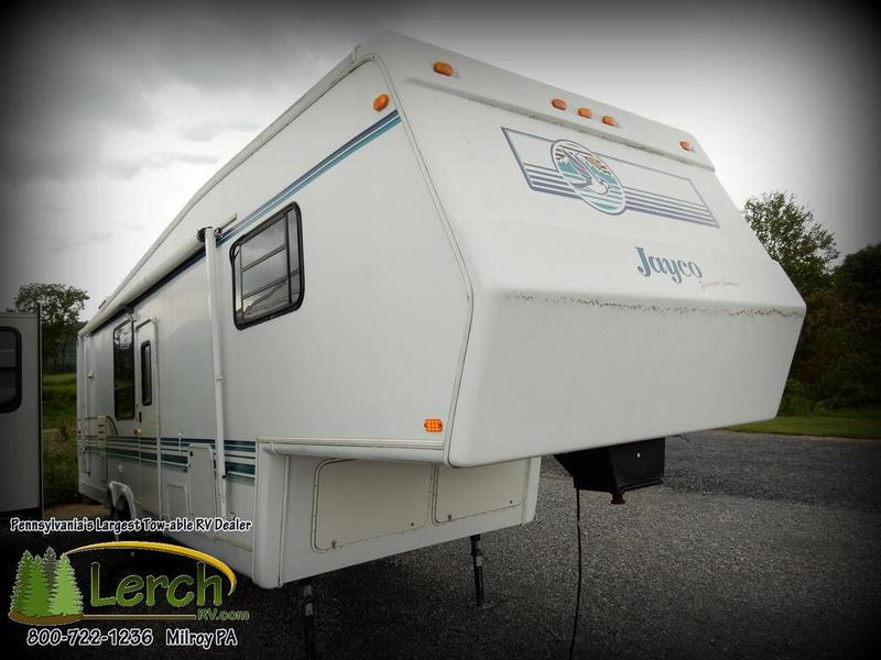 1997 jayco camper Manual