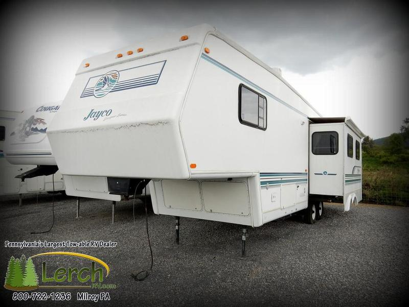 1997 jayco camper Manual on